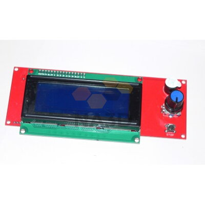 LCD Discount Smart Controller 20x4 2004 displej