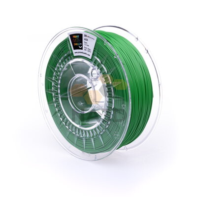 ASA filament yellow green 1,75 mm Print With Smile 0,85kg