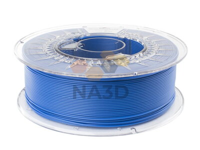 PLA filament MAT Navy Blue 1,75 mm Spectrum 1 kg