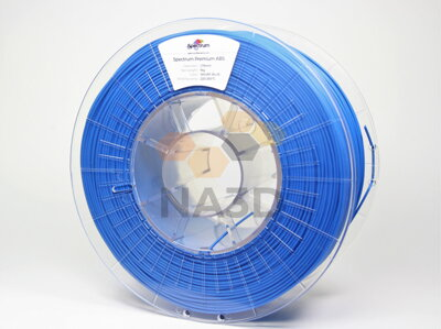 Filament SPECTRUM ABS SMART Pacific Blue 1,75 mm 1 kg