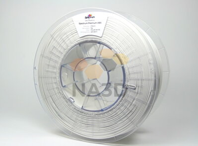 SPECTRUM ABS Polar White 1,75 mm 1 kg